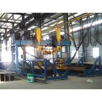Wholesale Gantry Automatically H Beam Welding Line , Shipbuild T Welding Machine from china suppliers