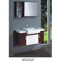 Wholesale 48 inch solid wood bathroom vanity furniture style Full Extension drawers from china suppliers