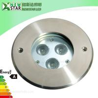 Wholesale RGB IP68 Constant Current LED Underwater Light, 9W LED Pool light from china suppliers