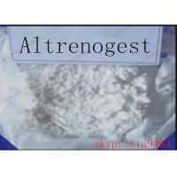 Wholesale Female Estrogen Steroids Hormones Powder Altrenogest CAS850-52-2 for Progesterone from china suppliers