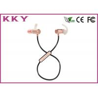 Wholesale Alloy Metal Material Bluetooth 4.2 Headset With Human Engineering Design from china suppliers