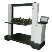China Laboratory Test Equipment Corrugated Carton Compression Stacking Tester on sale