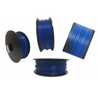 Quality Good Toughness 1.75mm 3mm 3d Print Strong Material , Biodegradable 3d Filament for sale