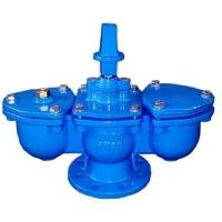 Wholesale Double Orifice Kinetic Air Valve DN80 Cast Iron PN16 Low Maintenance from china suppliers