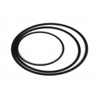 Wholesale Black D Ring Seal , PU / NBR Corrosion Resistance Breaker Backup O Ring from china suppliers
