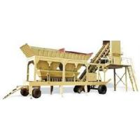 Wholesale Mobile Concrete Mixing Plant (YHZS50) from china suppliers