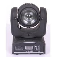 Buy cheap 55Watt LED 4 in 1 RGBW Unlimited Moving Head Beam Light With 7Channel / 16Channel from wholesalers