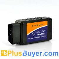 Wholesale OBD2 Car Diagnostic Tool - Bluetooth Connect to Windows Device from china suppliers