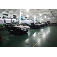 Wholesale Plexiglas / Glass / Ceiling  UV Flatbed Printing Machine Curve and Density Adjustment from china suppliers