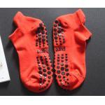 China Professional Comfort Anti - Slip Yoga Socks For Barre Boutique Custom Made for sale