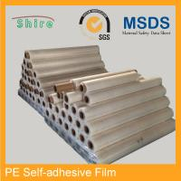 Wholesale Commercial Door Protector Film , Clear Protective Film Tape For Building Material Surface from china suppliers