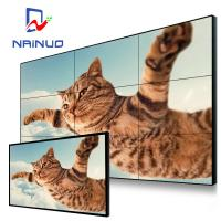 Wholesale Seamless Lg Video Wall Display , Lcd Screen Wall 1920*1080 Resolution from china suppliers