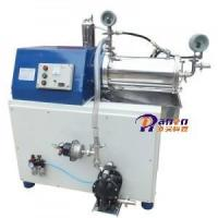 Wholesale Horizontal Disc Sand mill grinding machine 95beads outer jacket water cooling from china suppliers