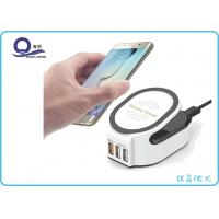 Wholesale 3 in 1 Multi-Function Wireless Charger Qualcomm Quick Charge 3.0 with 3 USB Ports from china suppliers