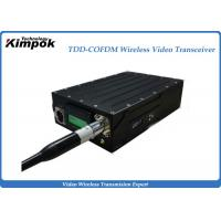 Wholesale HDMI / SDI Full Duplex Wireless Video Transmitter and Receiver CE / FCC / ROHS from china suppliers