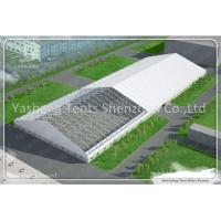 Wholesale Semi-Permanent Warehouse Industrial Fabric Buildings Professional Strong Marquee from china suppliers