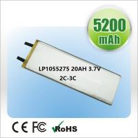 Wholesale OEM Polymer Lithium Ion Batteries 2500mAh  3.7V For Small Medical Device from china suppliers