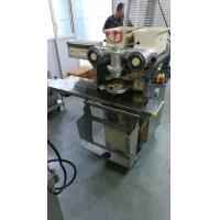 Buy cheap Plastic Hopper Dough Encrusting Machine for Mochi Pie Bread Production Line , Pastry Machine from wholesalers