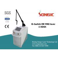 Wholesale Professional Q Switched ND YAG Laser Tattoo Removal Machine For Skin Rejuvenation from china suppliers