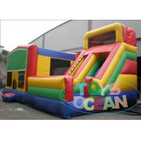 Wholesale Large Juniors Inflatable Module Bouncer Obstacle Course Combo For Kids / Adults from china suppliers