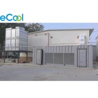 Wholesale Container  Refrigeration Station/Cold Storage Machine Room  Free Refrigeration Equipment/Compressor Unit from china suppliers