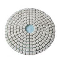Wholesale Dry Stone / Concrete Diamond Polishing Pads For Polishing High Gloss from china suppliers