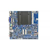 Wholesale Industrial Grade Fanless intel bay trail motherboard J1900 Processor  6 COM VGA HDMI LVDS Display from china suppliers