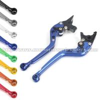 Wholesale Colorful Daytona 675 Motorcycle Brake Clutch Lever For Motorcycle Adjustable Lever from china suppliers
