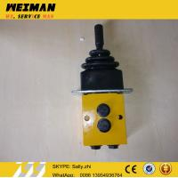 Wholesale SDLG orginal valve joystic, 4120001966, sdlg spare parts for SDLG wheel loader LG936L from china suppliers