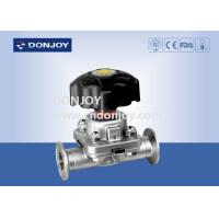 Buy cheap Direct - Way Sanitary Diaphragm Valve  with Plastic Hand Wheel from wholesalers