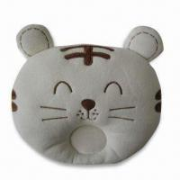 Wholesale Baby Pillow, Customized Designs are Accepted, Made of Velvet from china suppliers