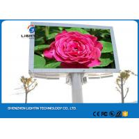 Quality P3.91 Advertising Outdoor Full Color LED Screen Display Media Video LED SMD Screen Board for sale