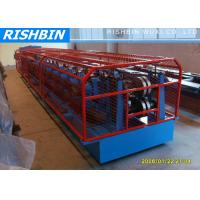 Wholesale 7.5 KW C Z Purlin Galvanized Sheet  Metal Roll Forming Machine with 15 - 20 m / min from china suppliers