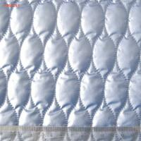 Buy cheap F6031 polyester termo quilting fabric for poly wadding jacket downcoat from wholesalers