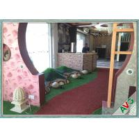 Wholesale Special C Shape Soft Gentle Outdoor Artificial Grass Decoration Fake Turf from china suppliers