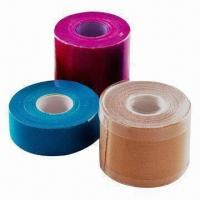 Wholesale Kinesio Tapes, Used by Sports Doctors for Muscle and Joint Pain from china suppliers