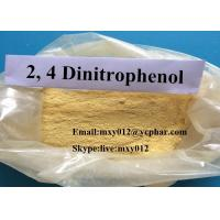 Wholesale Light Yellow Crystal Powder CAS:51-28-5 DNP (2, 4 Dinitrophenol) for weight loss from china suppliers