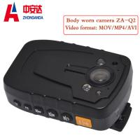 Buy cheap Full HD 1080P Police Body Worn Camera Video Recording Hidden Camera with WIFI from wholesalers