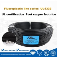 Wholesale Electronics Cable Alkali Resistant Fluoroplastic Wire UL1332 28AWG from china suppliers