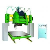 Buy cheap gantry saw stone cutting machine for more than 10mm marble and granite plate from wholesalers