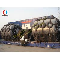 Wholesale Inflatable Pneumatic Foam Filled Fender High Pressure Resistant , Ø4500 x 9000L from china suppliers
