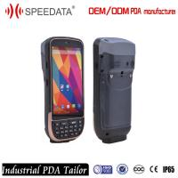 Quality IP65 Rugged Wireless Android Barcode Scanners , Symbol 2D Barcode Scanner 4G LTE for sale