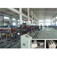 Wholesale Automotive Polyurethane Sandwich Panel Machine , PU Foam Equipment from china suppliers