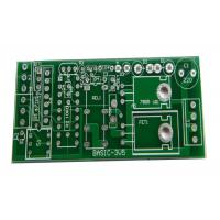 Wholesale Double Sided printed circuit board prototyping , Leaded HASL Customized PCB from china suppliers