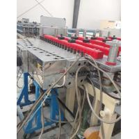 Wholesale 120kw Recyclable Conical Double Screw Extruder / WPC Foam Board Machine from china suppliers