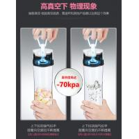 Wholesale Better SANS Unique Portable bottle stores vacuum by Hand 0.6L Keep  food and liquid longer fresh GK-PB01 from china suppliers