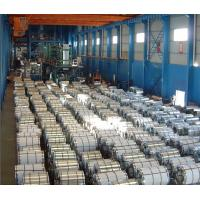 Quality 600mm - 1500mm Width Hot Dipped Galvanized Steel Coils For Construction / Base Metal for sale