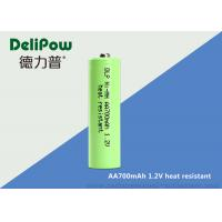 China 700 Nimh Rechargeable Aa Batteries For Europe Fridge / Electric Appliance on sale