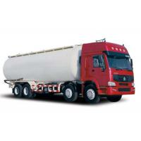 Wholesale Cement Bulker Truck 371HP 8X4 LHD 36-45CBM from china suppliers
