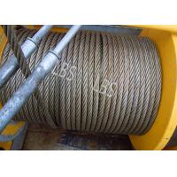 Wholesale Three Layers Spooling Winch Drums with Lebus Grooving for Lifting Area from china suppliers